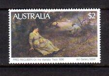 AUSTRALIA 1981 McCubbin Art MUH