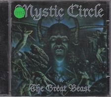 MYSTIC CIRCLE - the great beast CD