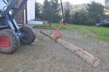 Holzpackzange - Holzzange - Packzange - Bordsteinzange - Rückezange