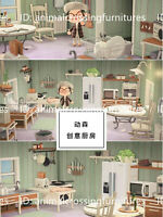Luxury Pastroal Kitchen Furniture Set 30+ pcs - New Horizons [Original Design]