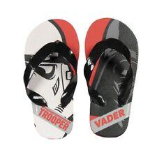 Kinder Flip Flops Badelatschen Disney Star Wars Trooper Vader Gr. 26