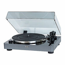 ELAC Turntable Miracord 50 High Gloss Black Incl. At91 Pickup