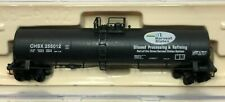 ATLAS N SCALE 23,500 GALLON TANK CAR~DECORATED~HARVEST STATES OILSEED PROCESSING