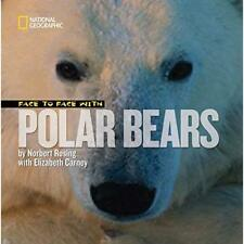 Face to Face with Polar Bears (Face to Face with Animal - Paperback NEW Rosing,