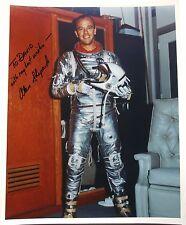 Alan Shepard Apollo 14 Commander Signed Photo 5th Moonwalker Mercury Astronaut