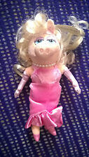 Brand New Miss Piggy plush the muppets Soft Plush Toy collectors toy 9""