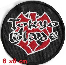 TOKYO BLADE - Round patch - FREE SHIPPING