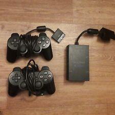 PS2 oficial controlador DualShock x2 Y Multitap paquete Playstation