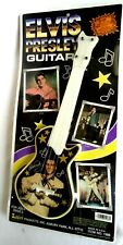 Elvis Presley Signature Toy Guitar 1984 Lapin Products/ Elvis Presley Enterprise
