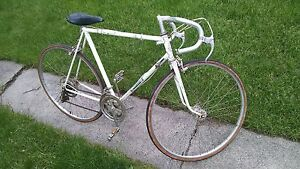 Everton Road Bike Vintage Bicycle Denmark Danish Racing RARE