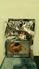 *#16 STAR TREK STARSHIPS COLLECTION FERENGI MARAUDER ENTERPRISE WARS