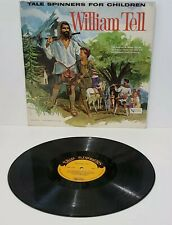 """TALE SPINNERS FOR CHILDREN """"William Tell"""" United Artists Records 1960s"""