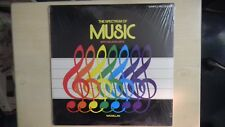 SEALED Schirmer Records THE SPECTRUM OF MUSIC WITH RELATED ARTS LP 1983