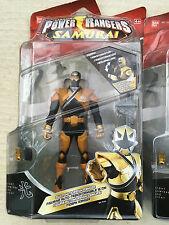 Power Rangers Samurai Dorado Interruptor De Ranger Morpher FIP cabeza luz Ranger Nuevo