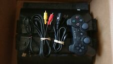 Sony Playstation 3 Super Slim 12gb Gaming Console System PS3 Bundle 12-GB BluRay