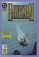 Hawkman #15 1994 Aquaman William Messner-Loebs Steve Lieber Dc Comics v