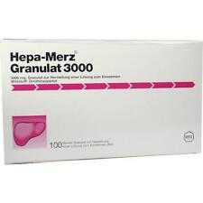 HEPA MERZ GRANULAT 3000 100ST / MERZ