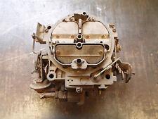 Rochester Quadrajet Carburetor 1974 Chevrolet Corvette Service Replacement 1968