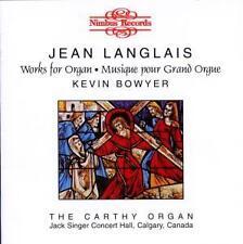 Jean Langlais Organ Works - Kevin Bowyer - CD