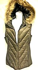 plus sz S/ 16 TS TAKING SHAPE Puffer Vest 90% Down 10% Feather NWT!$130