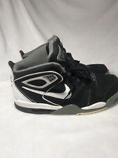 Nike Air Flight Falcon Men's Size 10 Black/Gray White  397204-012