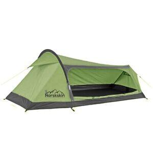 Norskskin Kevyt 2 Personen Ultraleicht Zelt für Trekking 1,3Kg 2000 mm Wassersäu