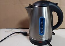 Crofton Water Kettle HQ-1000S  1.7 Stainless Steel