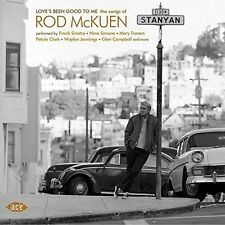 Various Artists - Love's Been Good To Me: Songs Of Rod Mckuen / Various [New CD]