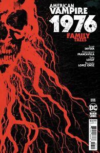 AMERICAN VAMPIRE 1976 #7 DC COMICS 1ST PRINT NM 2021