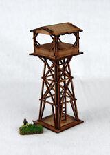 Lejano Oriente o Torre de Reloj de la selva 15mm láser de corte de MDF K507