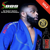 GUARD Leave in Beard Conditioner / Oil for Athletes ~ ANTIBACTERIAL & ANTIFUNGAL