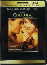 Chocolat (DVD, 2001)
