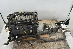 2015-2017 Ford Mustang GT 5.0 Coyote Engine Swap Dropout Transmission 6SPD 15-17