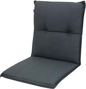 Auflagen für Niedriglehner Hochlehner Relaxsessel Liegen Sessel und Bank in blau