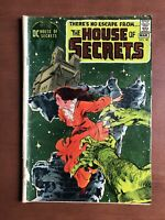 House Of Secrets #90 (1971) 4.5 VG DC Key Issue Bronze Age Comic Book Neal Adams