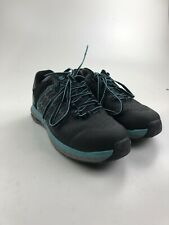 Timberland Pro Powerdrive Composite Toe Black/Blue Work Shoes Women's Sz 7