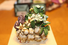 """Harmony Kingdom Lord Byron's """" Alpine Flower """" Hg3Al new in box"""