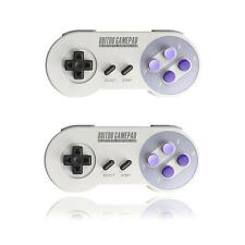 2 x 8BITDO SNES30 Bluetooth Wireless Gamepad Classic Controller iOS Android PC