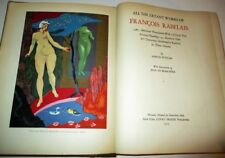 WORKS RABELAIS  3 VOLUMES BY S. PUTNAM PAINTINGS JEAN DE BOSSCHERE 1929 LIMITED