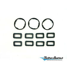 HOLDEN HQ-HJ-HX-HZ + LC-LJ & LH-LX-UC 4 DOOR – HANDLE & LOCK GASKET SET *NEW*