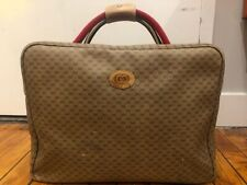 Vintage Gucci Carry On Luggage In Fair Condition Offers Welcome!