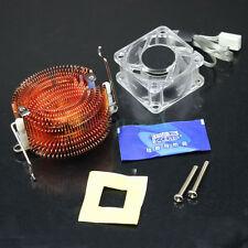 Pccooler NB-400CU Enfriador de cobre disipador termico northbridge y 40x40x20mm ventilador de refrigeración