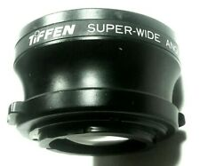 Tiffen Super-Wide Angle Converter 0.5x 37mm used but in Excellent Condition *