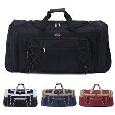 Heavy Duty Training Gym Sports Football Duffle Bag Holdall Travel Luggage Carry
