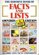 The Usborne Book of Facts and Lists Omnibus Edition : Earth; Countries of the ,