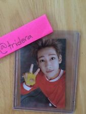 GOT7 Just Right BamBam Photo Card Top Loader Plastic Sleeve Included KPOP