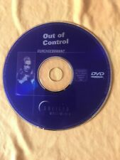 Out Of Control AKA Over The Line- ** DVD DISC ONLY** Tom Conti/Sean Young