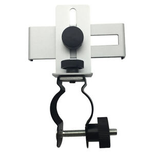 Metal Spotting Scope Astronomical Telescope Universal Stand Mount f Mobile Phone