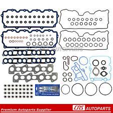 03-10 Ford F-250 F-350 F-550 E-350 6.0 OHV Diesel Turbo Head Set VIN P