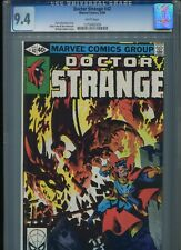 Dr Doctor Strange #42 CGC 9.4 (1980) Chris Claremont White Pages